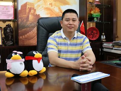 专访整木家装知名品牌格雅莱斯总经理林钟平