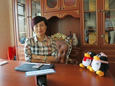 专访广州市天奇企业展览服务有限公司总经理张淼