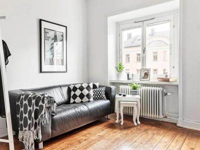 精致欧式风格舒适公寓